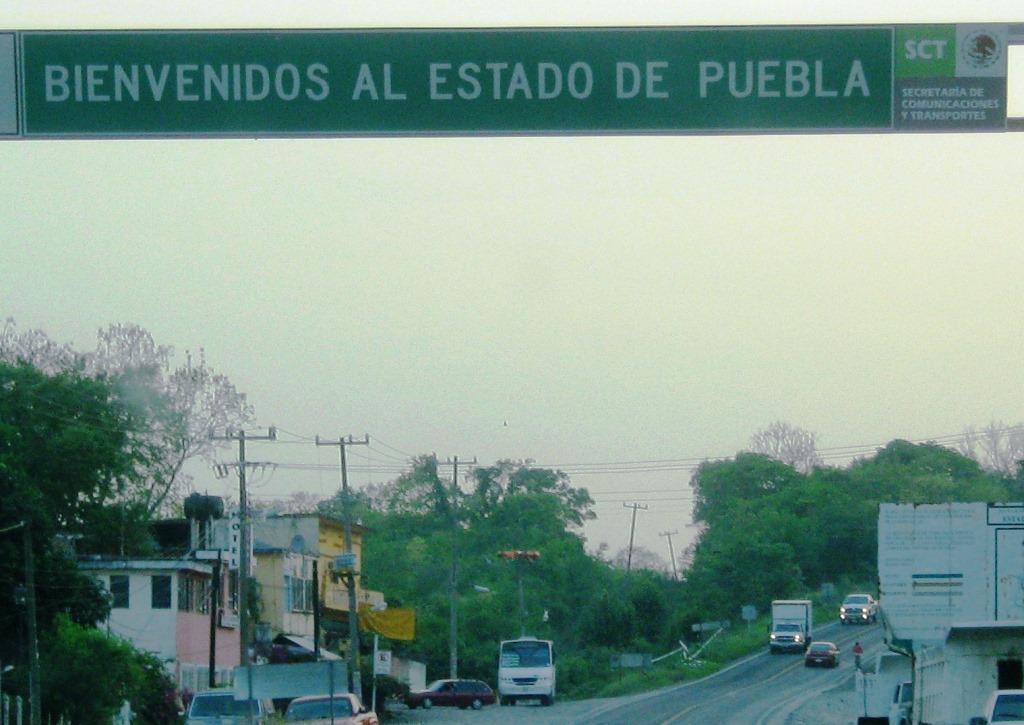 Aseguran sujeto con marihuana, venía para Puebla